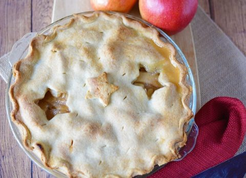 You will not be disappointed with this classic apple pie recipe! You'll make it once and it will be a family favorite for years to come.