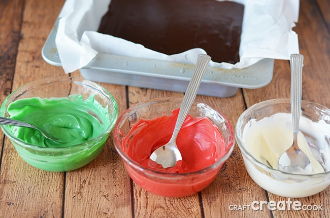 Easy Christmas Fudge is one of my favorite rich and creamy no bake treats to make!