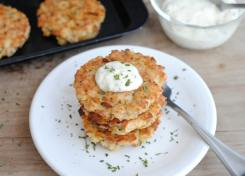 Baked crab cakes are easy to make, healthy and delicious!