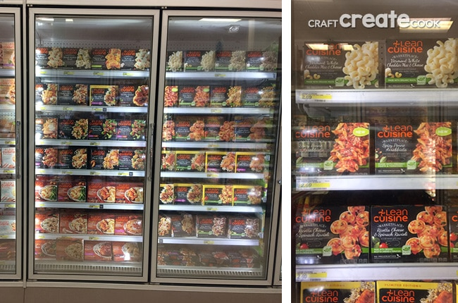Lean Cuisine Marketplace Entrees available at Target