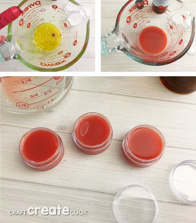 If you're in need of a beauty product that will make your lips feel and look amazing, you will love our DIY Tinted Lip Gloss.