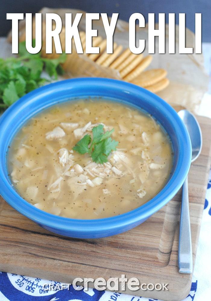 Turkey Chili Recipe