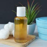 Essential Oils for Acne - DIY Tea Tree Basil Acne Toner