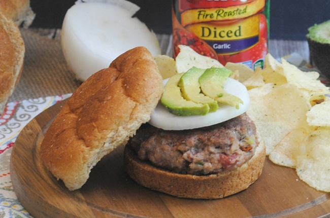 Southwest burgers are the perfect twist on an American classic!