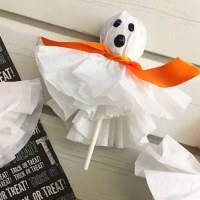 Coffee Filter Ghost Suckers