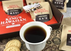 Give the gift of Kings Hawaiian Coffee This year!