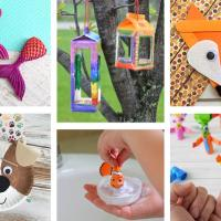 35 Great Summer Crafts for Kids