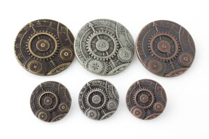 Mechanism Buttons