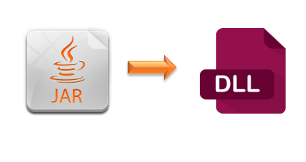 Convert JAR file to DLL for use in Visual Studio - Crafted