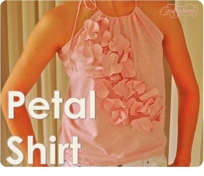Petal Shirt: A Tutorial