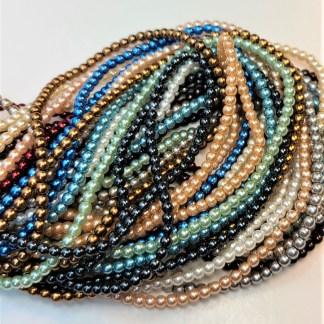 3mm Pearls