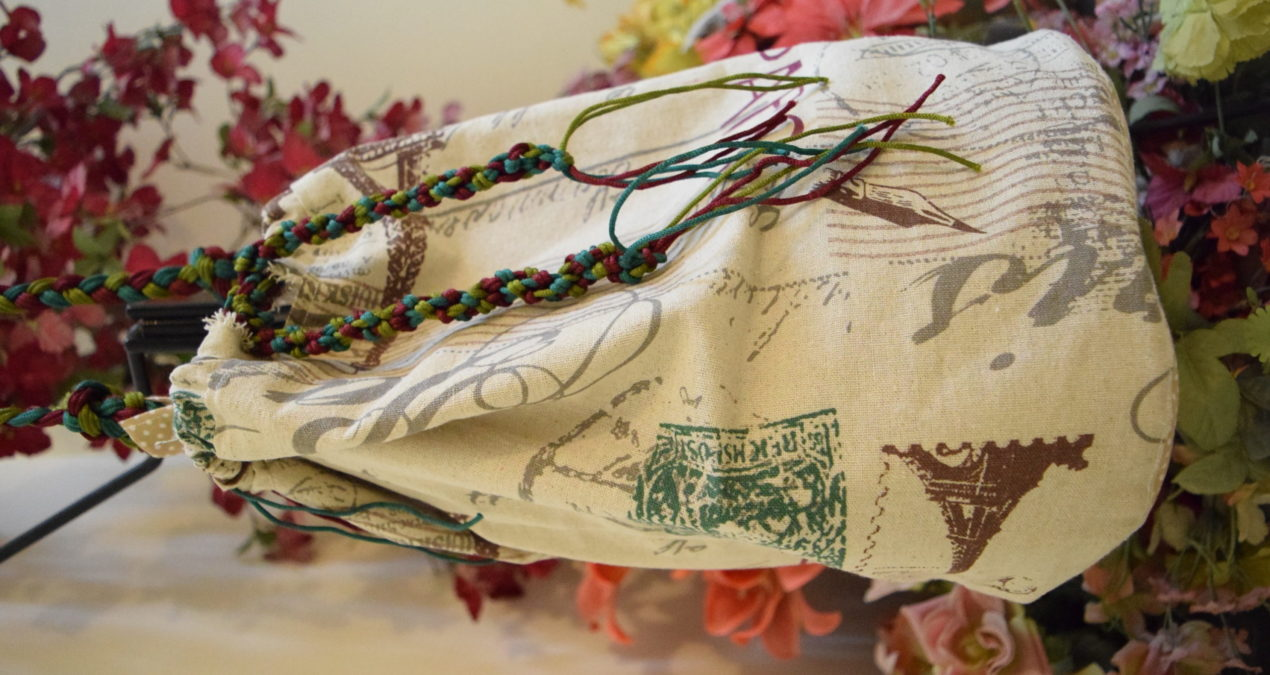 Paris Theme Hobo Bag