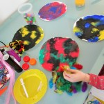 Paper Plate Monsters Craft Ideas For Kids