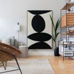 Neue Wandfarbe Im Wohnzimmer So Verandert Farbe Craftifair