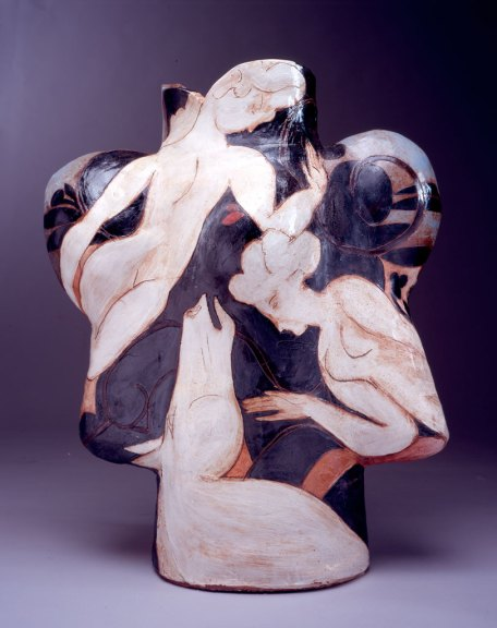 Rudy Autio, Chocolate, 2006. Chris Autio photograph