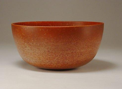 Ikuzi Teraki and Jeanne Bisson of Romulus Craft, Coppertone Bowl, 2007