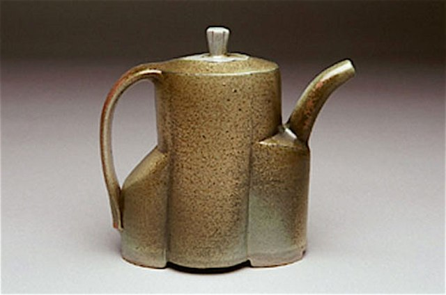 Randall Carlson, Teapot, 2007