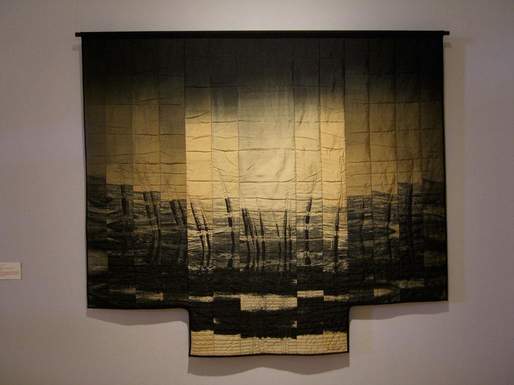 Judith Content, Rain Shadow, 2003 at the Mingei International Museum Jackie Mirabel photo