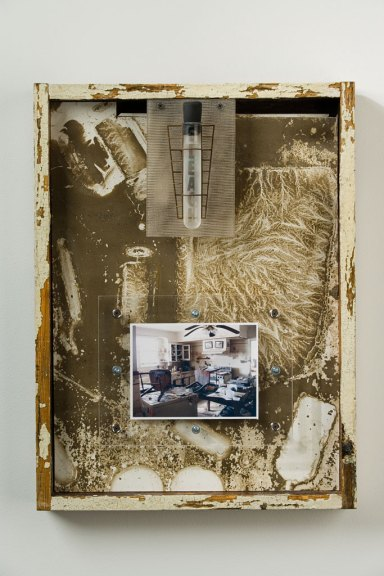 Thomas Mann, Mud 'n Mold, Storm Cycle series. Will Crocker photograph