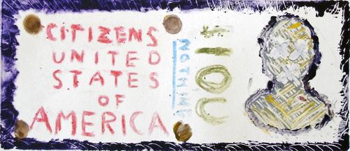 Citizens United States of America, I.O.U. Nothing