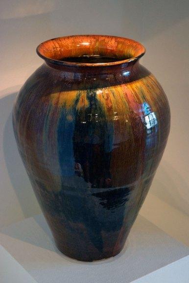 Judas Recendez, Large Vase, 2014