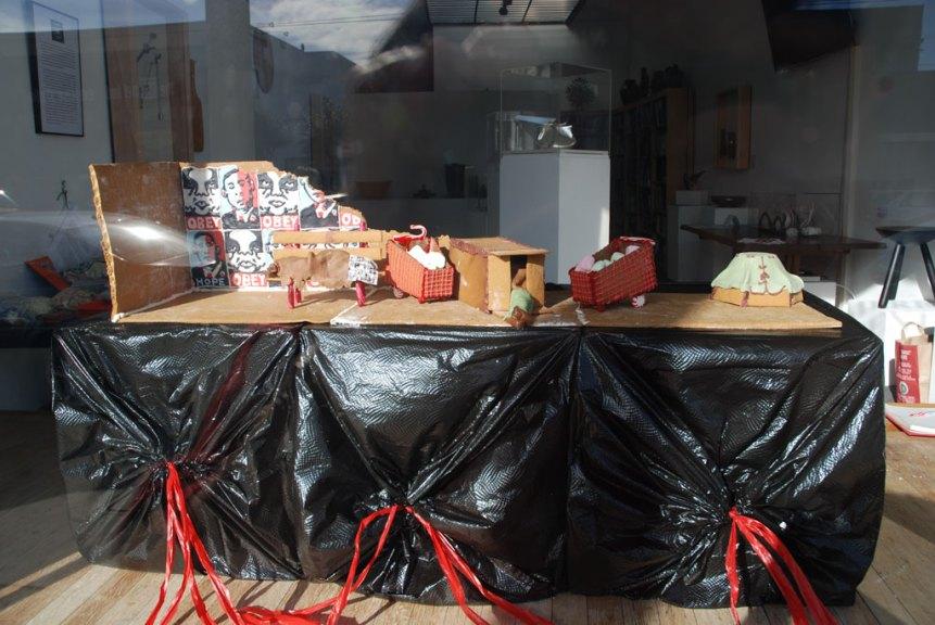 Gingerbread Skid Row