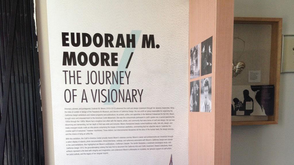 Eudorah Moore Legacy