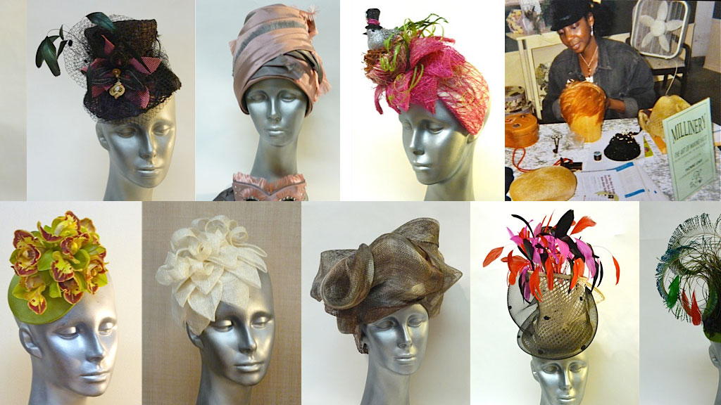 Hats by Yvonne Lewis