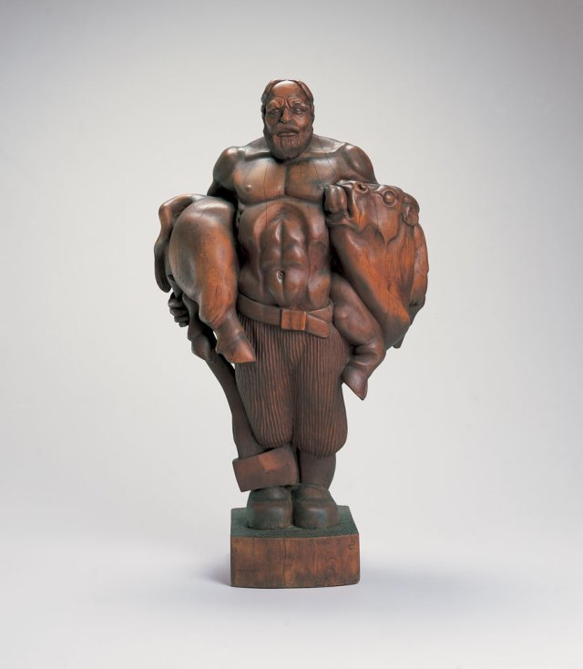 Carroll Barnes, Paul Bunyan, 1938
