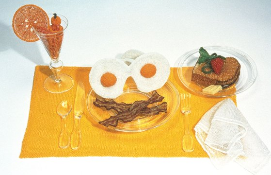 David Chatt, Breakfast Set, 2004