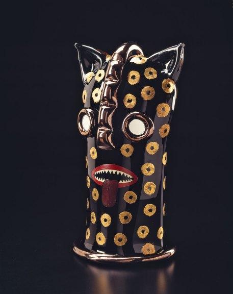 Paul Marioni, Black Jaguar, 1987. Russell Johnson photograph