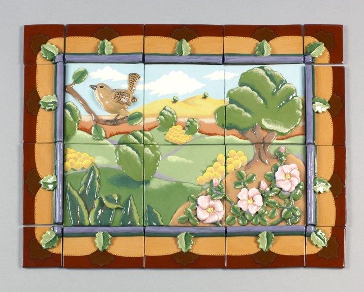 David Gurney, Tile Landscape