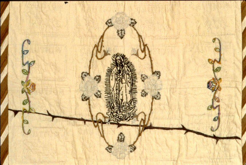 Consuelo Jimenez Underwood, Virgen de los Caminos, 1994