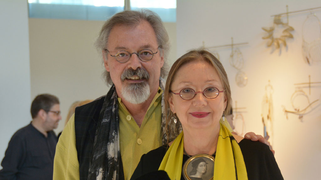 Dave & Roberta Williamson, Craft in America