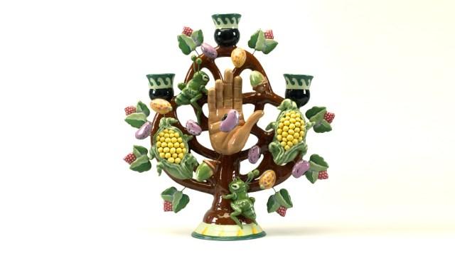 David Gurney, Tree of Life Corn, Doug Hill Photograph