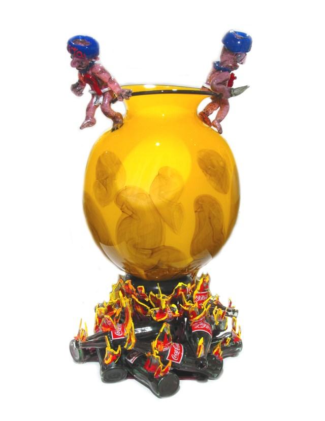 Einar & Jamex de la Torre, Quita Pone Bean Pot, 2005