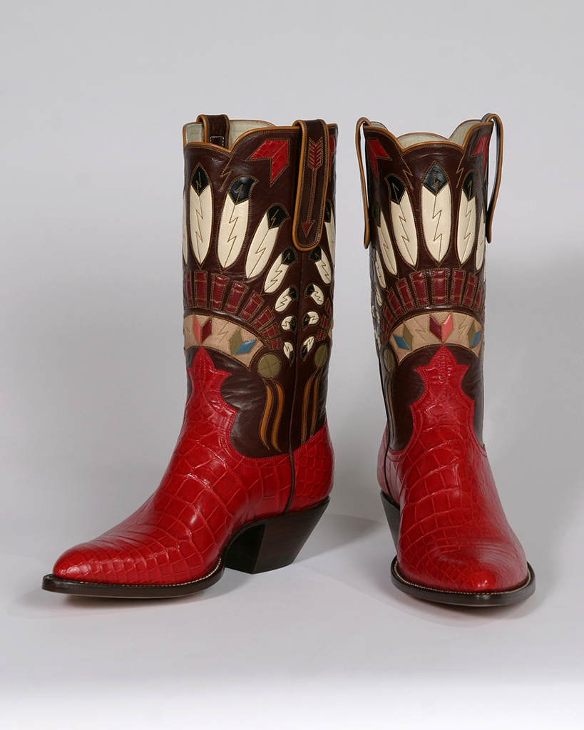 Lisa Sorrell, Cherokee Fiddle, Cowboy Boots, Leathercraft, Bootmaking, Sorrell Custom Boots, Family episode, Craft in America
