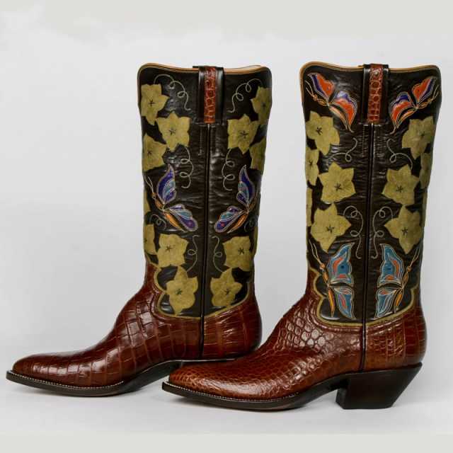 Lisa Sorrell, Knoxville Girl, Cowboy Boots, Leathercraft, Bootmaking, Sorrell Custom Boots, Family episode, Craft in America