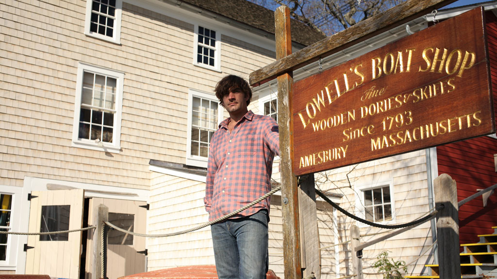 Lowell's Boat Shop