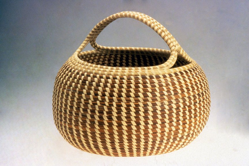 Mary Jackson, Sweetgrass basket, 2006