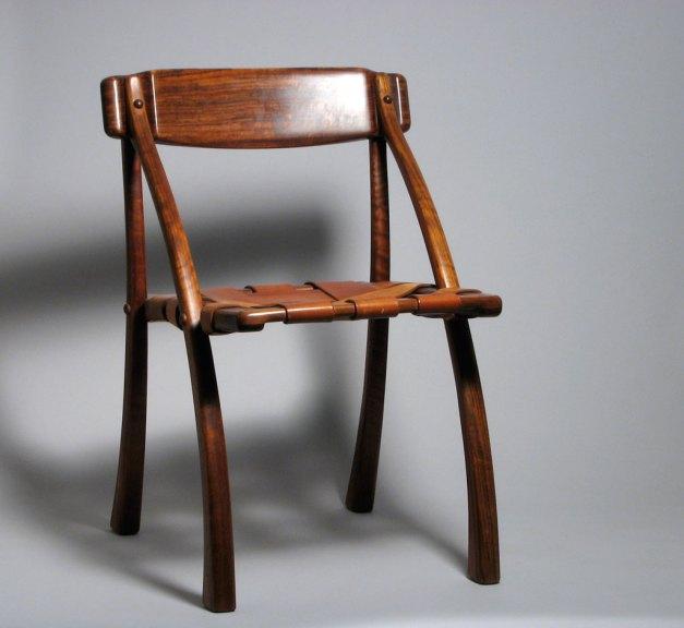 Arthur Espenet Carpenter, Wish Bone chair, Courtesy of Forrest L. Merrill