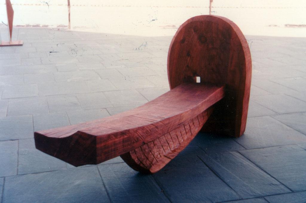 J.B. Blunk, Dreamlock, 1982. Courtesy J.B. Blunk Estate