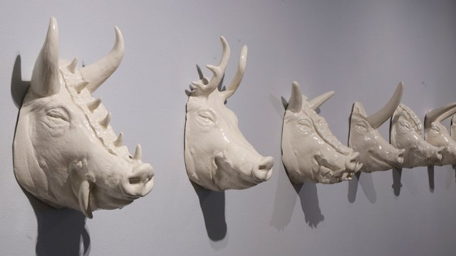 Giuseppe Pellicano, War Pigs, 2012