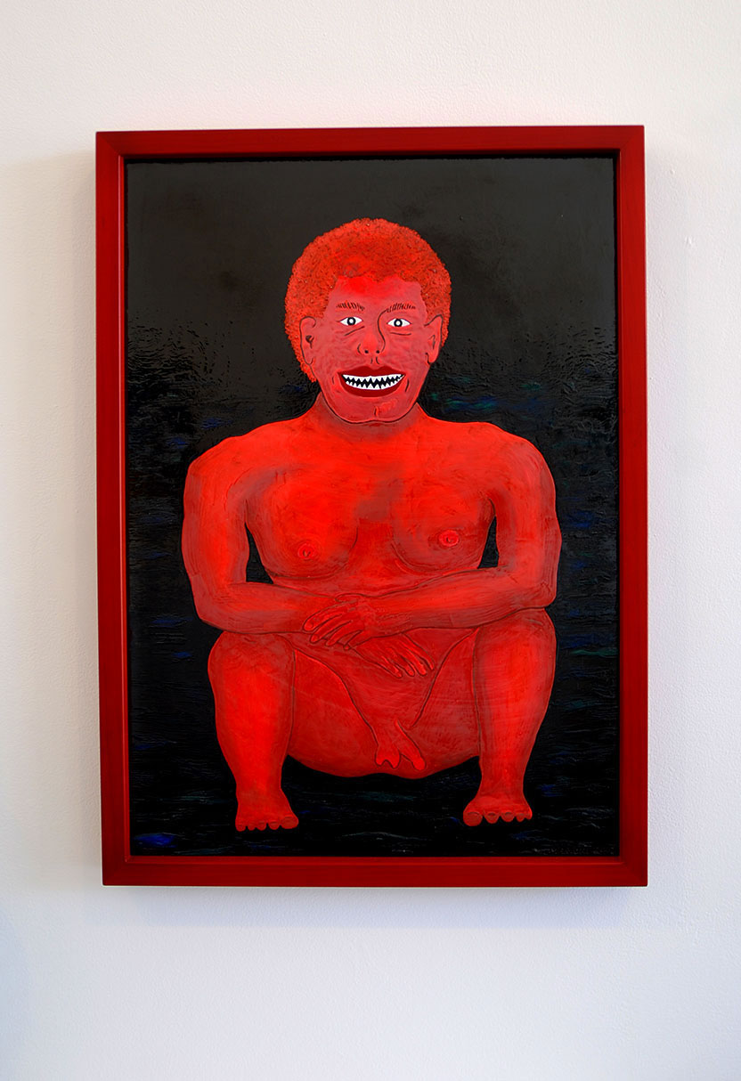Paul Marioni, Mad Man, 2012