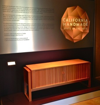 CA California Handmade: State of the Arts, Darrick Rasmussen, Credenza, 2013