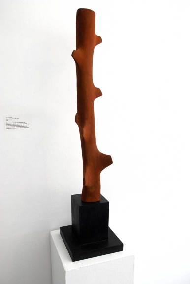 Steven Portigal, Nature Morte Rouille, 2013. Clay