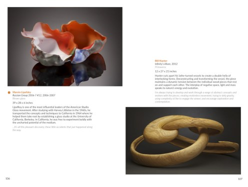 California Handmade: State of the Arts, 2015 - pg. 106-107