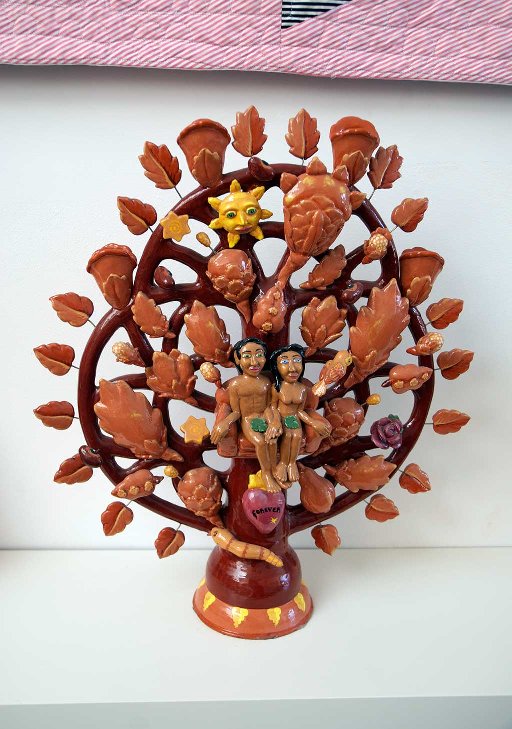 David Gurney, Tree of Life Grasshopper, 2008