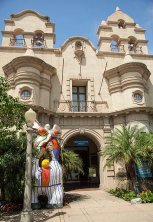 Mingei International Museum, San Diego. Katie Gardner photograph