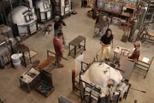 The Punahou glass shop